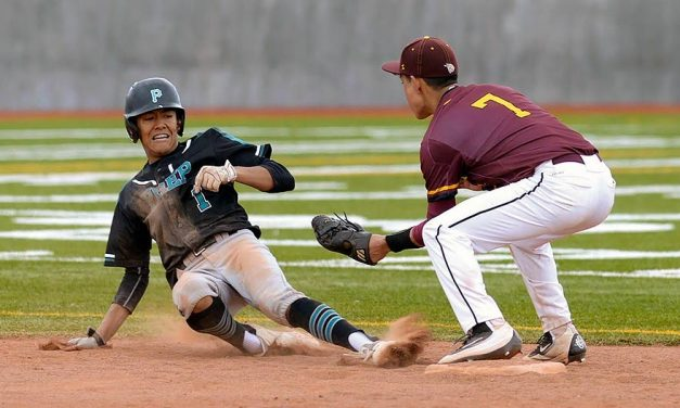 For the love of the game:     Passion for baseball takes Prep grad to Wisconsin