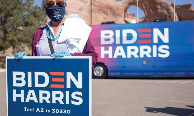 Nez to meet with Biden, Harris today