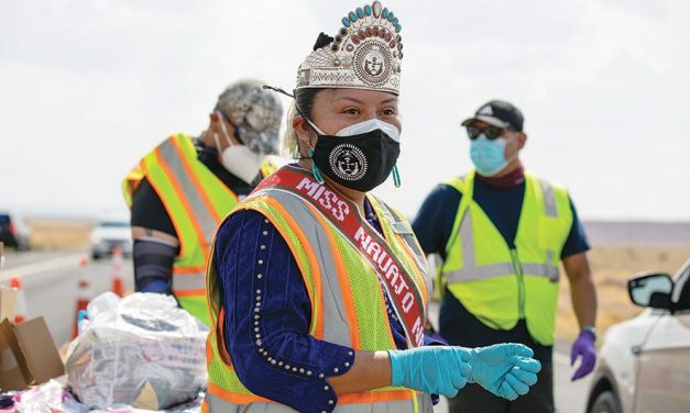 Bill would give Miss Navajo one more year