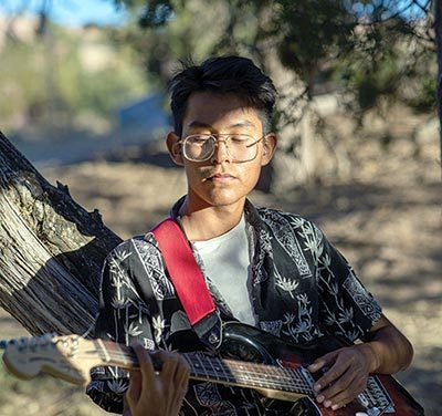 Young musician's second album going to vinyl