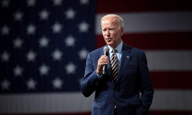 Joe Biden wins the presidency