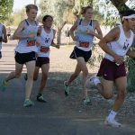 Diminished Winslow XC team misses cut for state