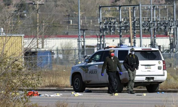 Shooting in Fort Defiance closes main road