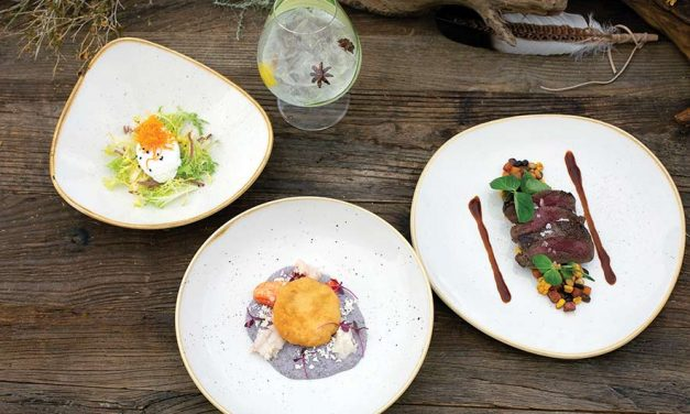 A global accent: Chef delivers creations mixed with Diné culture