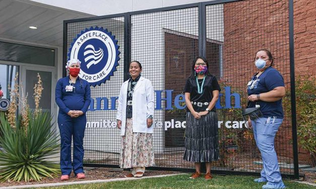 'It's in our blood':  Meet the Diné frontline workers at Page Hospital