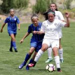 From babyhood to college, Diné kicks balls