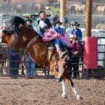 Bareback rider continues family tradition