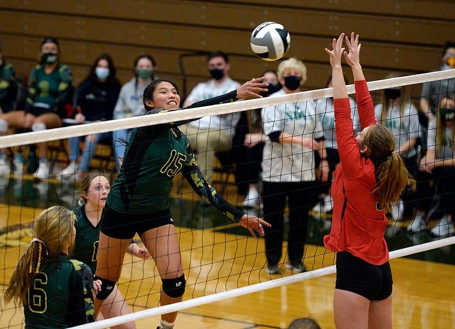 Lady Eagles persevere to survive quarterfinals