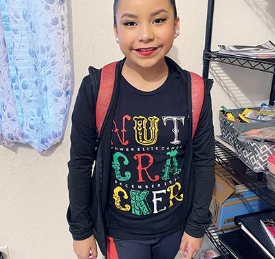 For young Diné dancer, pandemic can't stop the music