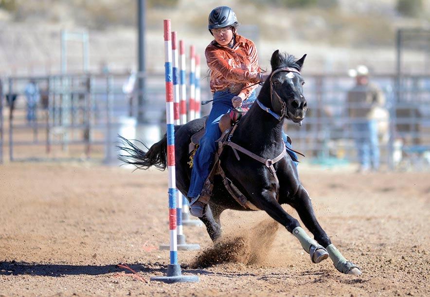 WR cowboy exacts revenge on tricky bull