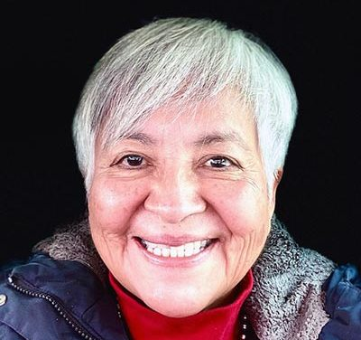 Guest Column: A walking encyclopedia of Navajo rocks, plants