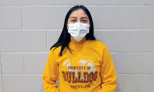 Winslow girl wrestlers primed for greatness