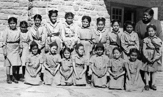 Intertwined threads: Black, Diné history often converge