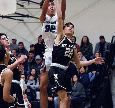 Naschitti youth gets All-American basketball nod