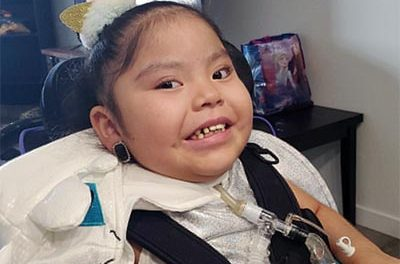 'No joke': Young COVID-19 survivor 'Stella' happy to be home