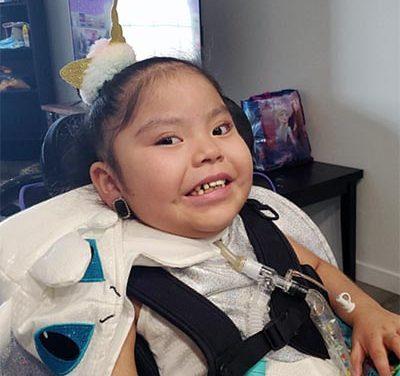 'No joke': Young COVID-19 survivor 'Stella' happy to be home