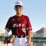 Baseball star prepares for first collegiate season