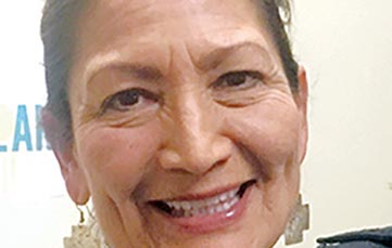 Haaland survives hearing, next full Senate
