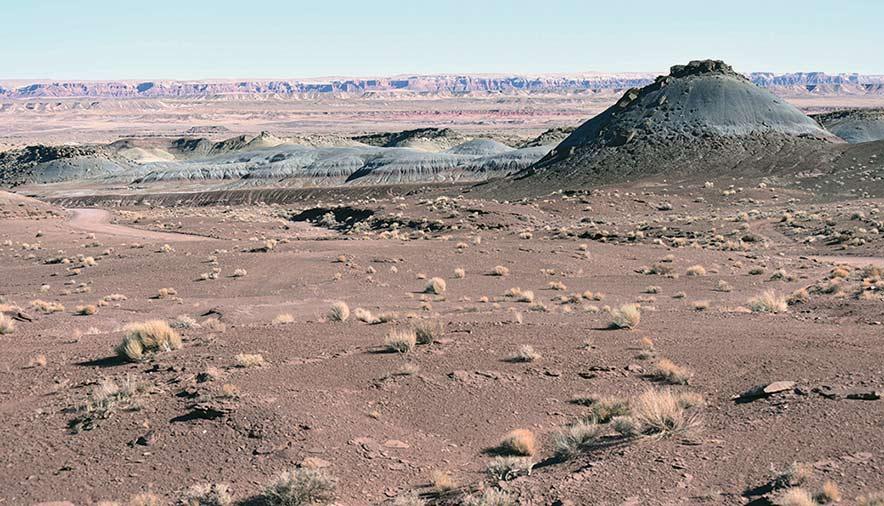 NASA engineer says Mars looks like Diné Békeyah