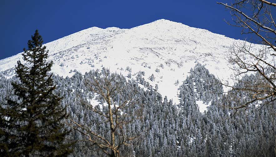 Peaks are 'living deities':  Hataali continue opposing Snowbowl expansion plans