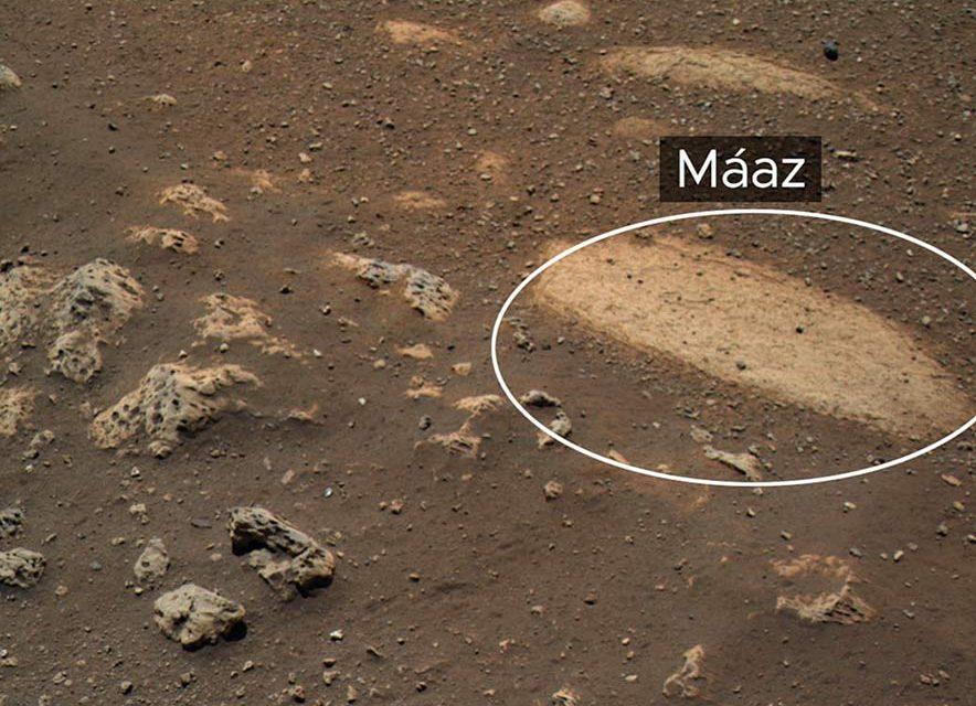 Hataałii: Use of Navajo on Mars 'disrespectful'