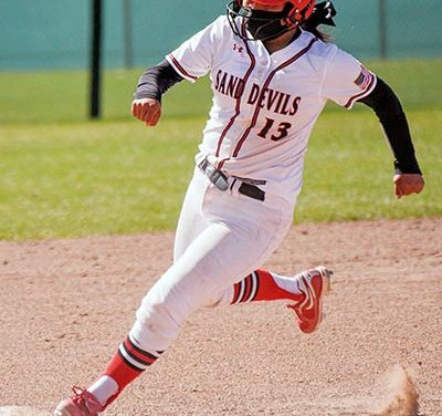 St. Michael gives much larger Page a home run for its money