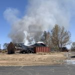 Whippoorwill Chapter destroyed in fire