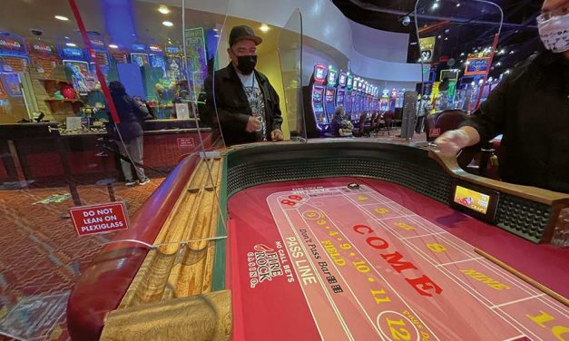 2 casinos now open at 50%