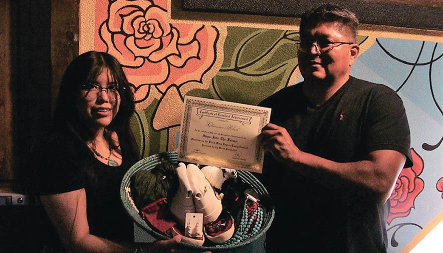 Picking up the fight: Diné student wins uranium essay contest