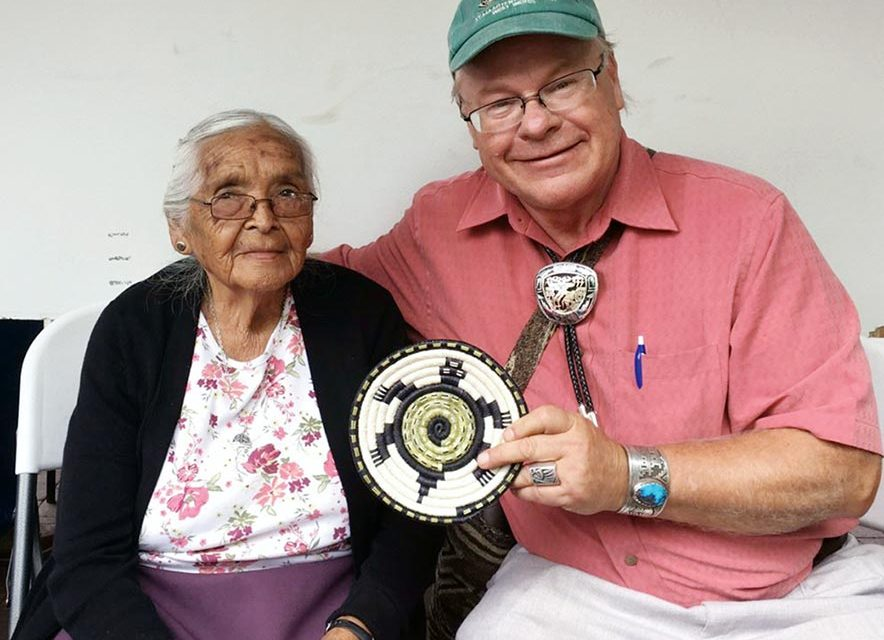 'Living Treasures':  Major Diné artists choose 'Free Indian Market' this year