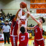 'That's why I love this team': Gallup outshines Bernalillo, drives into final four