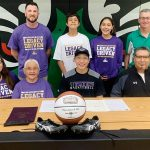 'People didn't expect much from me': Diné in Wyoming signs on for 2 college sports