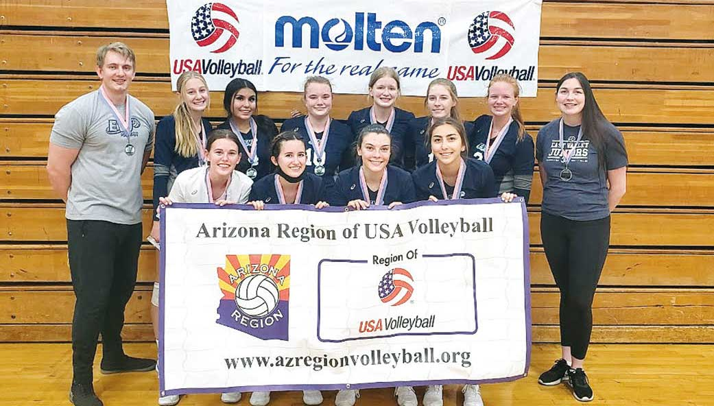 'A huge blessing': Native netter makes it to Valley regionals on club team