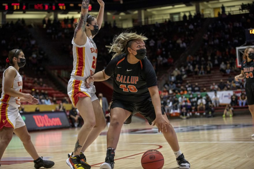 Gallup girls end 10-year drought with state title