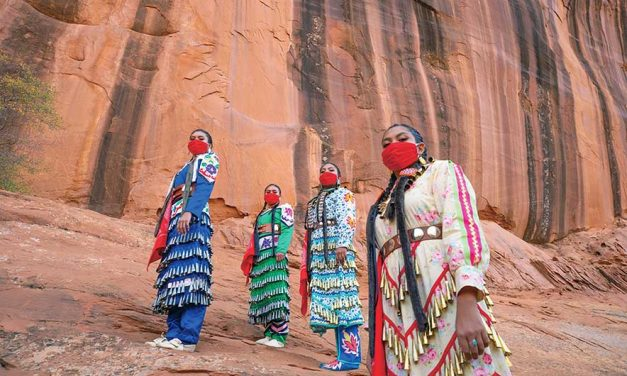 'Heal the people, protect the sacred': Dream leads to creation of jingle-dress project
