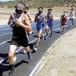 Running for hardware: After fall sports canceled, Navajo Prep runner takes aim at state
