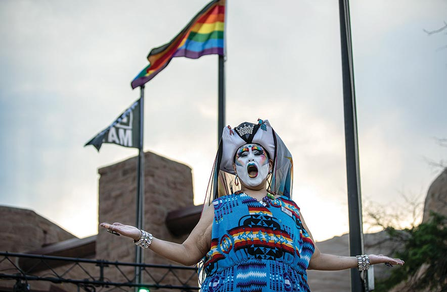 Navajo Nation Pride returns with in-person and online events