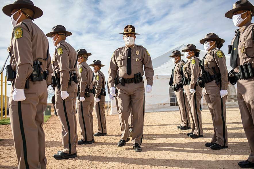 Navajo Police need 775 new officers, report says