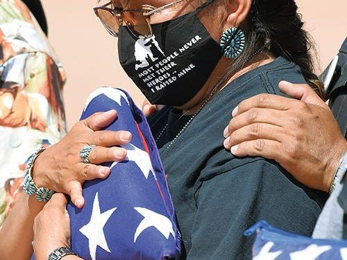 Mother of fallen remembers her son