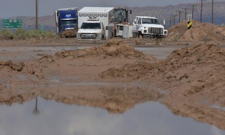 Monsoons bring heavy rainfall, flash flood to Navajoland