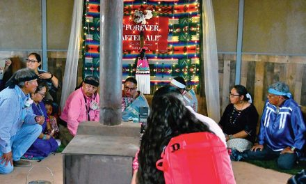 Guest Column: A Diné wedding or not? Tradition wins