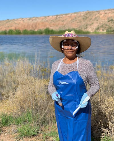 Education Briefs: Diné College joins global fight against bacteria