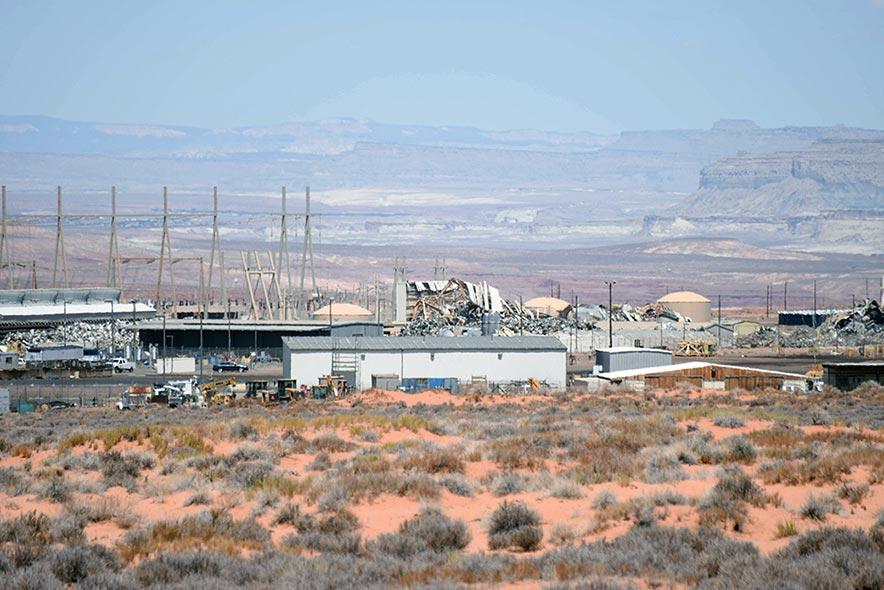 Gone forever: SRP detonates last blast at NGS