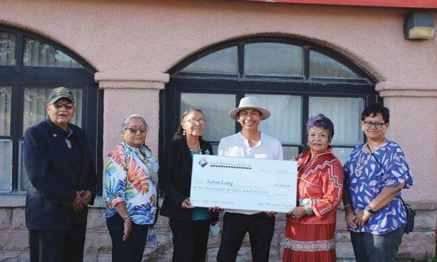 Area Briefs: Klagetoh's Long wins Sage logo contest