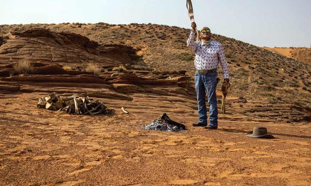 Blessing ceremony reopens Antelope Canyon