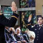 Army lieutenant beats the odds and finds success