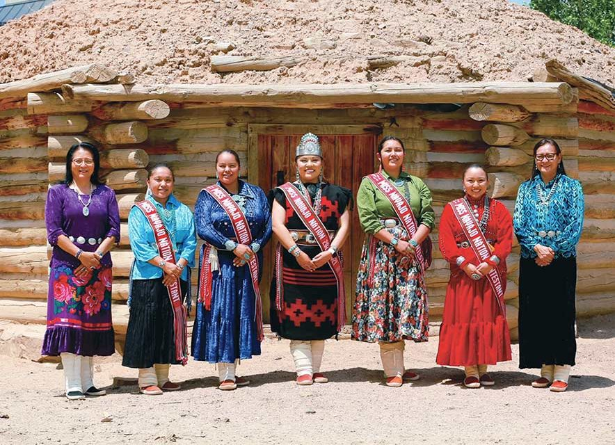 Area Briefs: Miss Navajo contestants announced; High court rules gas stations cannot sell to intoxicated drivers; IHS's Iralu named health care hero