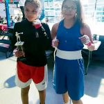 Damon-Bahe Boxing team slowly returns to competition