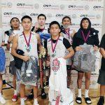 Native hoops team makes headway in club scene