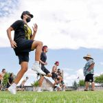Sand Devils football team aiming for gold